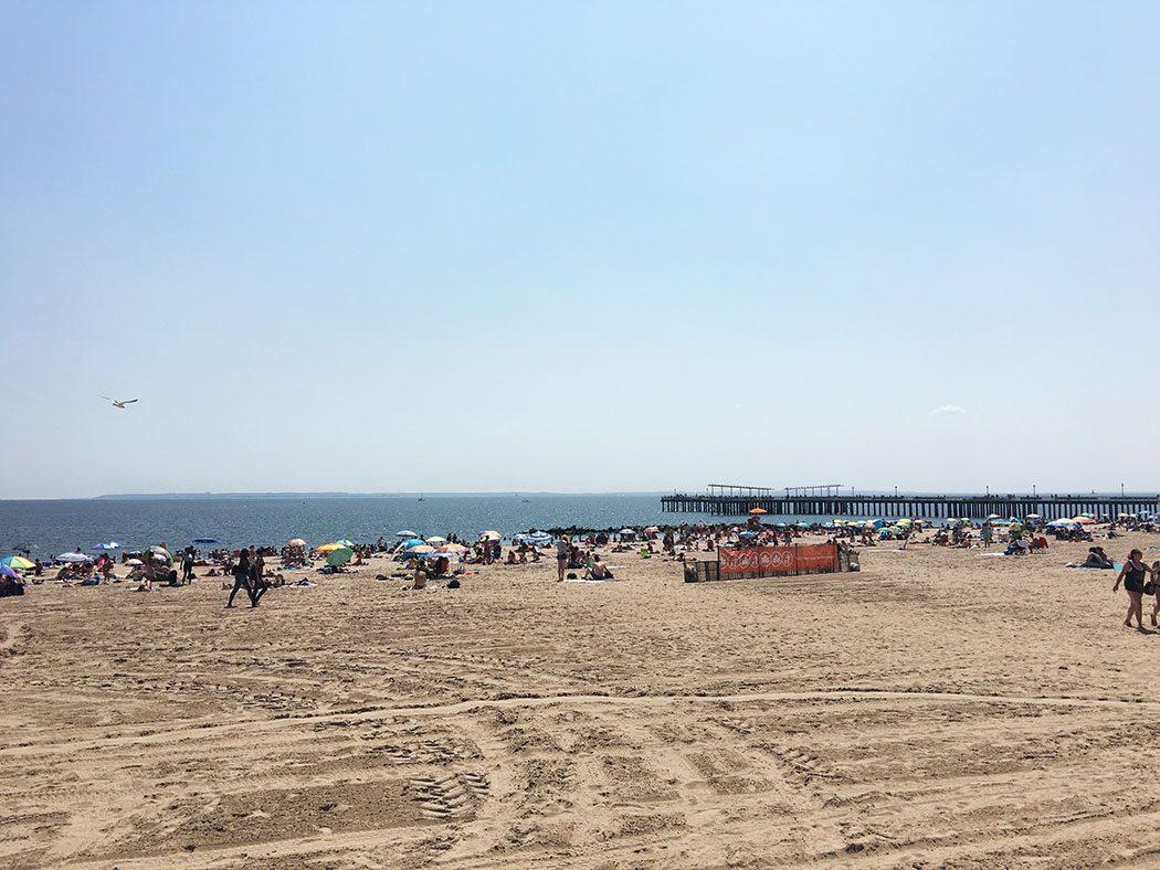 coney island sea