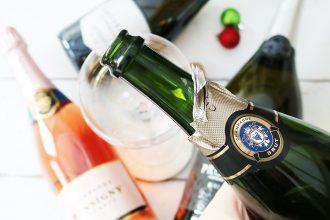 champagne prosecco