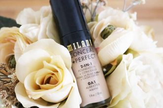 milani conceal and perfect foundation