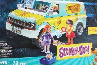 scooby doo playmobile