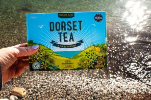 Dorset Tea Launch Fully Sustainable Packaging