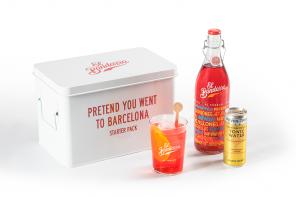 New 'Barcelona in a Box' from El Bandarra Aperitif brings Barcelona to your door!