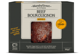 beef bourgeon meal